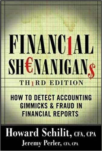 Training FINANCIAL SHENANIGANS: PENDETEKSIAN KECURANGAN DALAM LAPORAN KEUANGAN