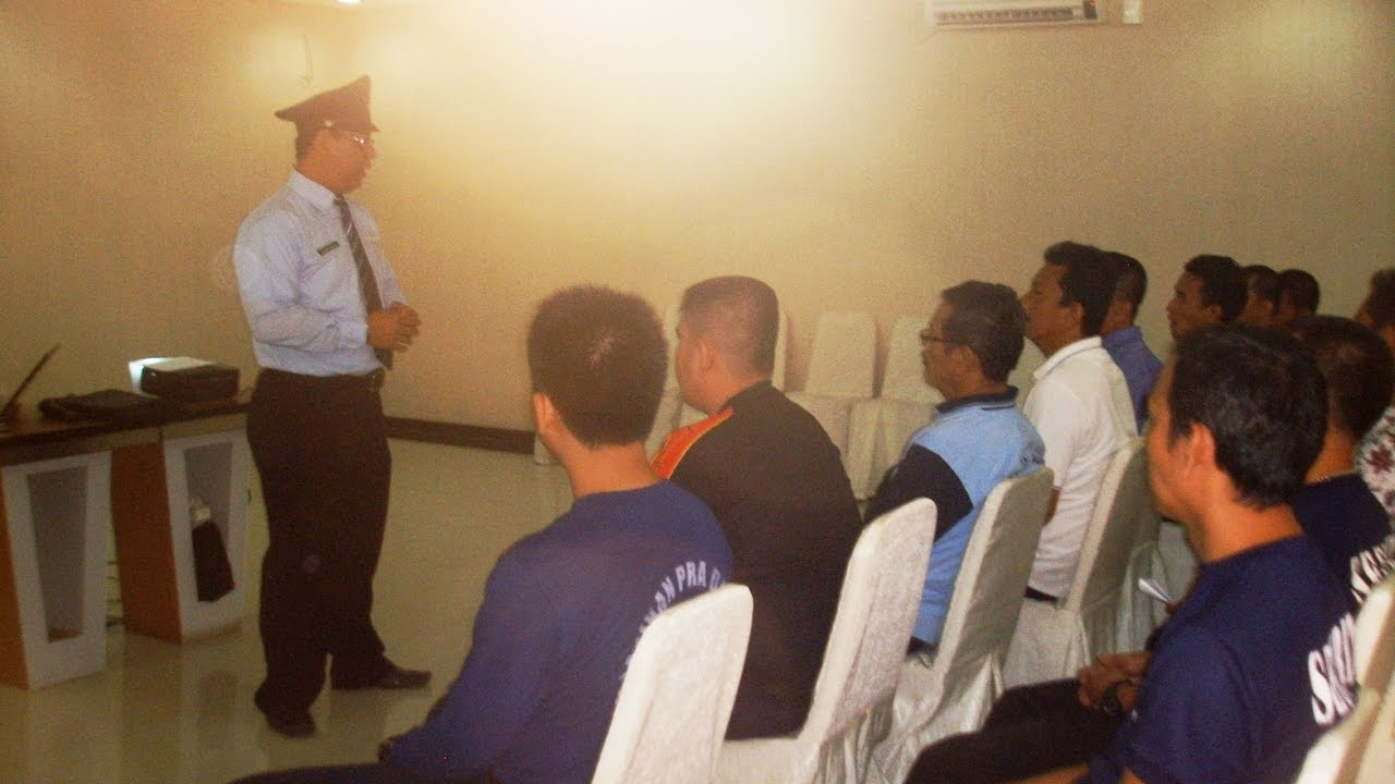 trainong security management system