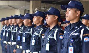 pelatihan securiti di Bali