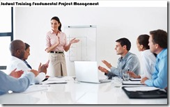 jadwal training project manageement for non engineer