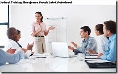 jadwal training cost estimating and budgeting