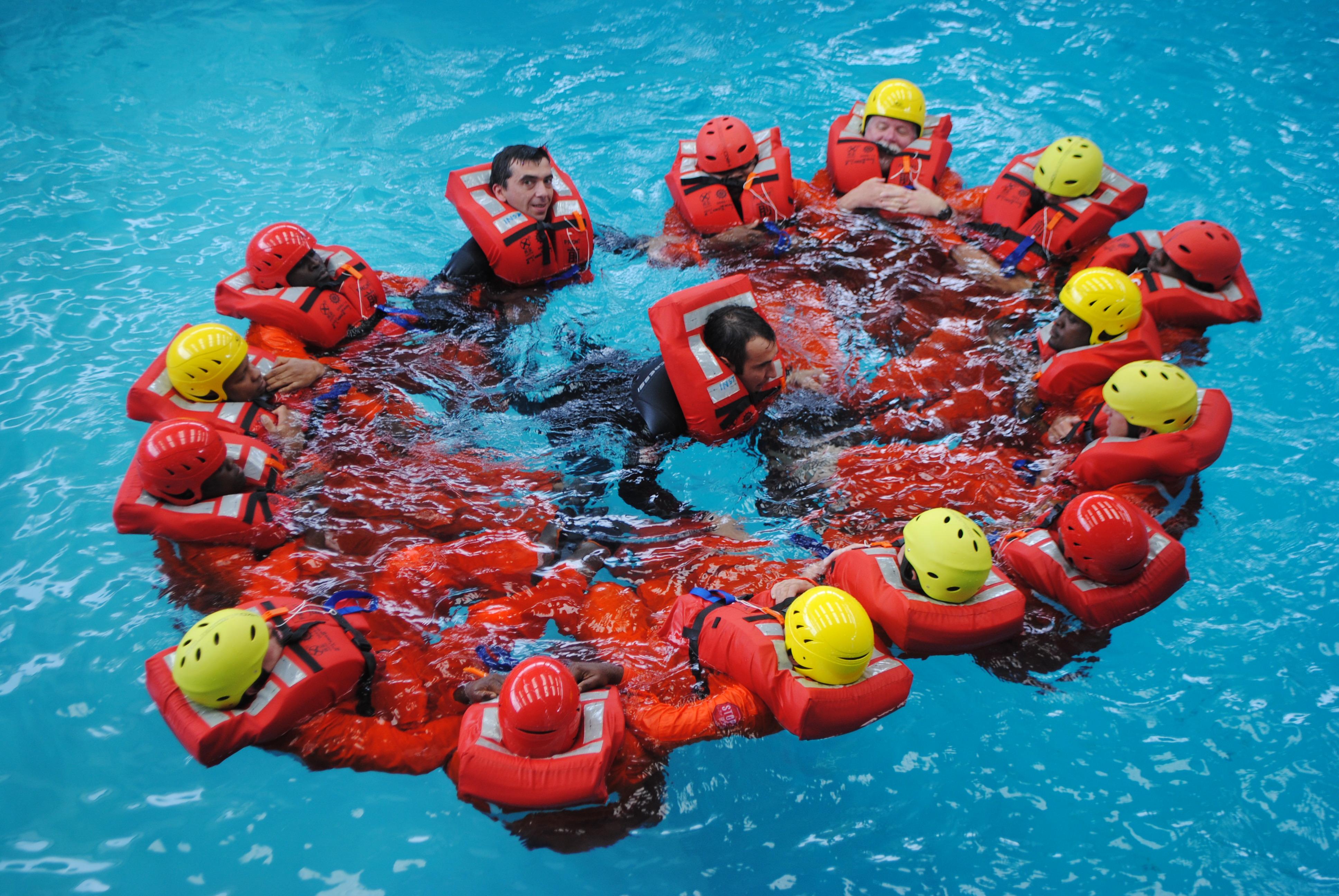 Basic Sea Survival