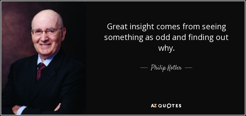 Brand NEW Insight from Philip Kotler – CHAOS IS THE NEW NORMALITY