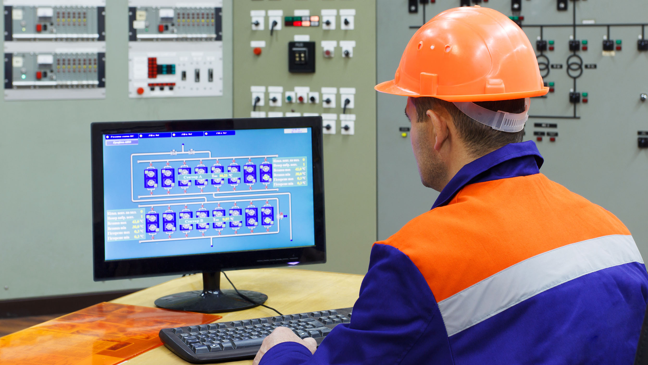 Industrial Power Systems Engineering & Device Coordination