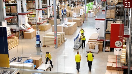 STRATEGIC INVENTORY CONTROL AND WAREHOUSING