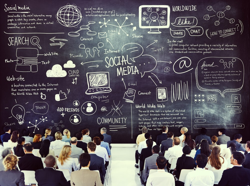 social media corporate training